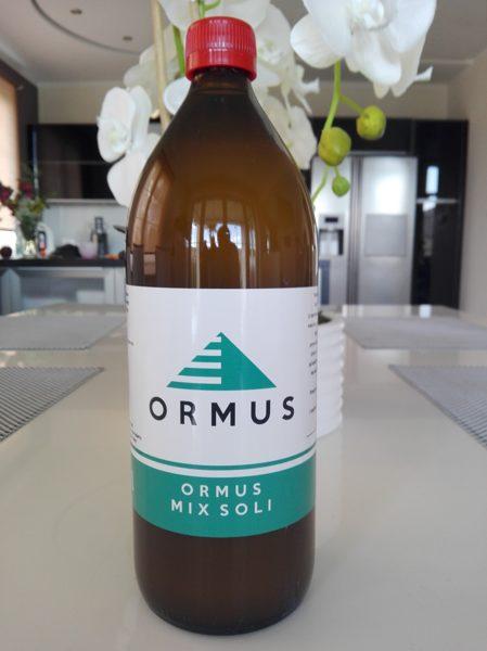 Ormus mix soli